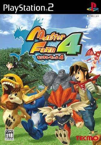 Monster Rancher 4 [Gamewise]