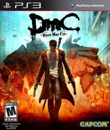 DmC: Devil May Cry on PS3 - Gamewise