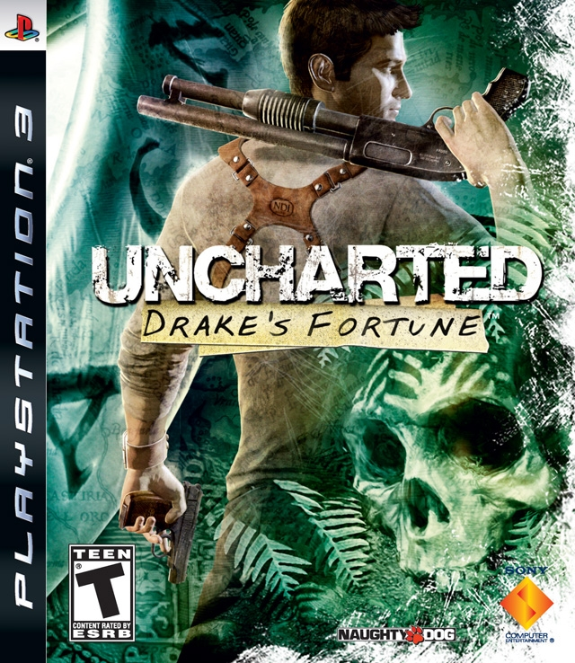 Uncharted: Drake's Fortune [Gamewise]
