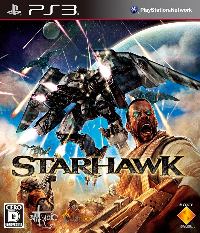 StarHawk for PS3 Walkthrough, FAQs and Guide on Gamewise.co