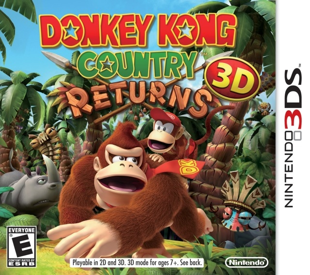 Donkey Kong Country Returns 3D Wiki - Gamewise