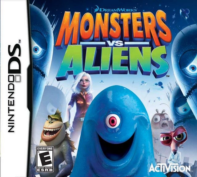 Gamewise Monsters vs. Aliens Wiki Guide, Walkthrough and Cheats