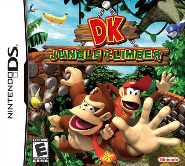 Gamewise Donkey Kong Jungle Climber Wiki Guide, Walkthrough and Cheats