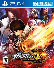 The King of Fighters XIV for PS4 Walkthrough, FAQs and Guide on Gamewise.co
