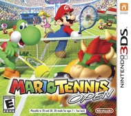 Mario Tennis Open on 3DS - Gamewise