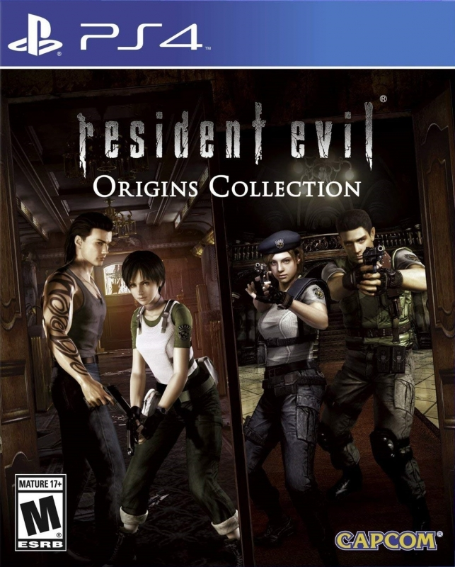 Resident Evil Origins Collection on PS4 - Gamewise
