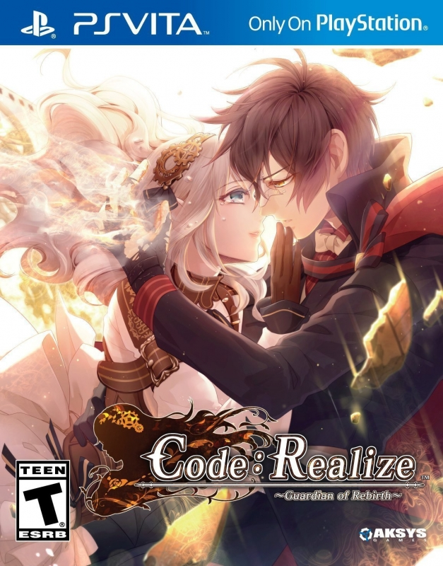 Code: Realize ~Guardian of Rebirth~ on PSV - Gamewise