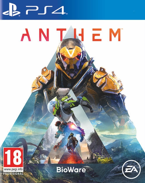 Anthem Walkthrough Guide - PS4