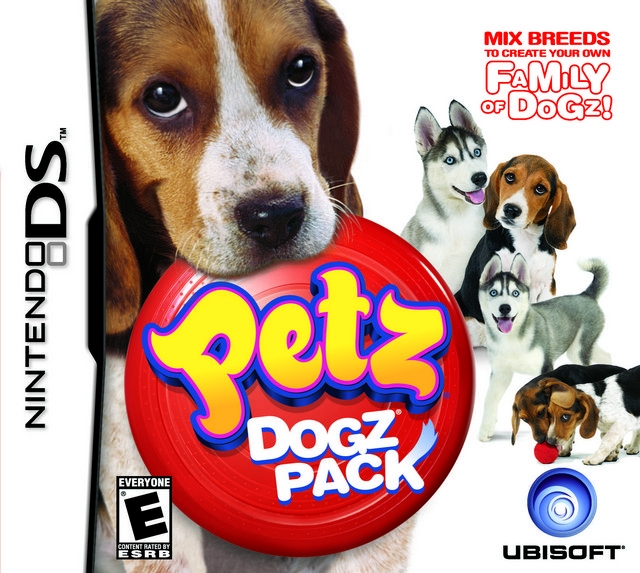 Petz: Dogz Pack on DS - Gamewise