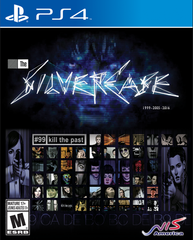 The Silver Case on PS4 - Gamewise