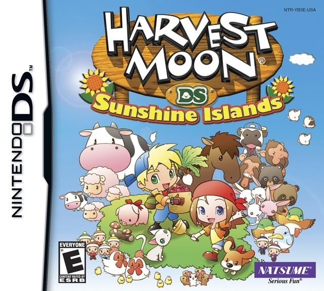 Harvest Moon: Sunshine Islands Wiki on Gamewise.co
