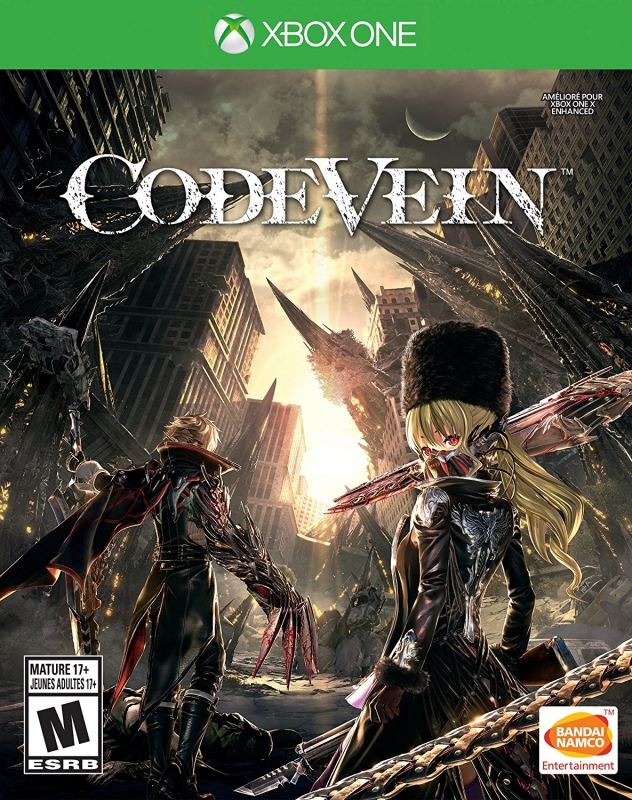 Gamewise Wiki for Code Vein (XOne)
