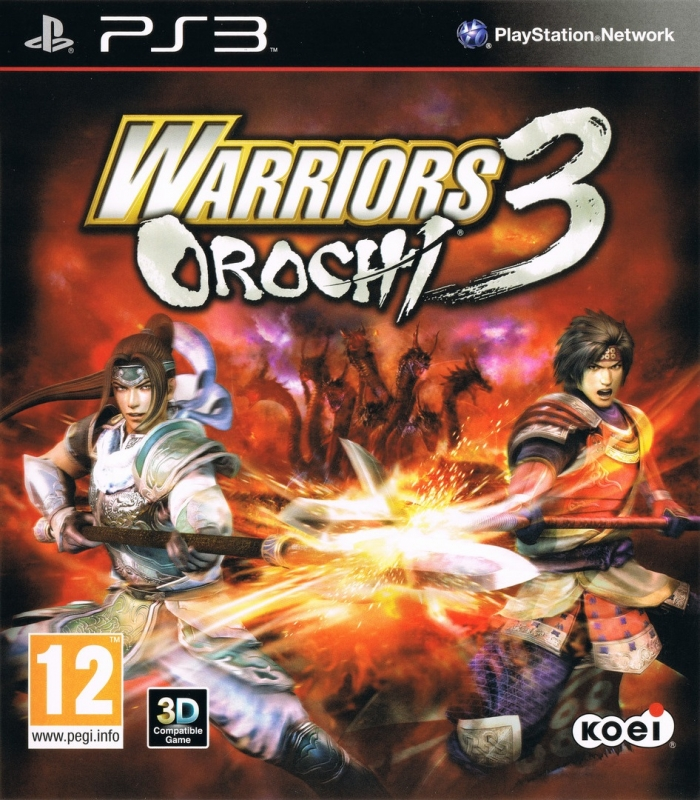 Musou Orochi 2 for PS3 Walkthrough, FAQs and Guide on Gamewise.co