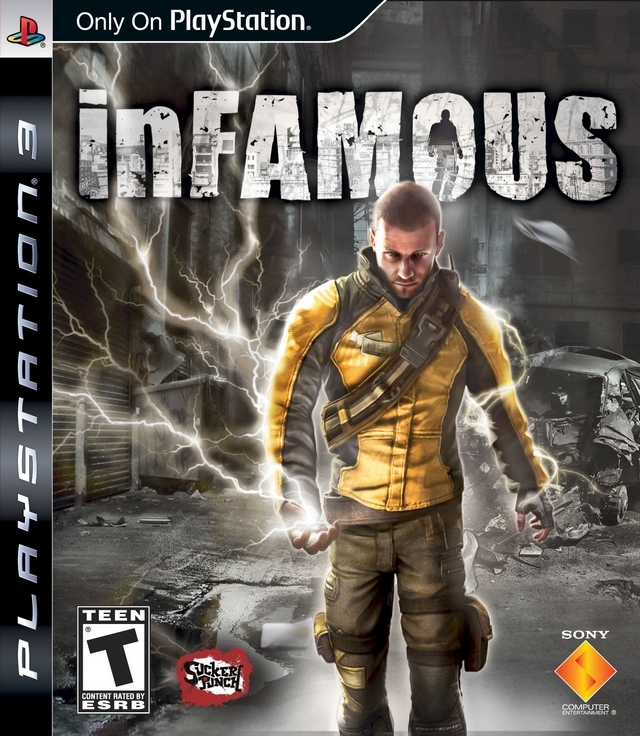 inFAMOUS on PS3 - Gamewise