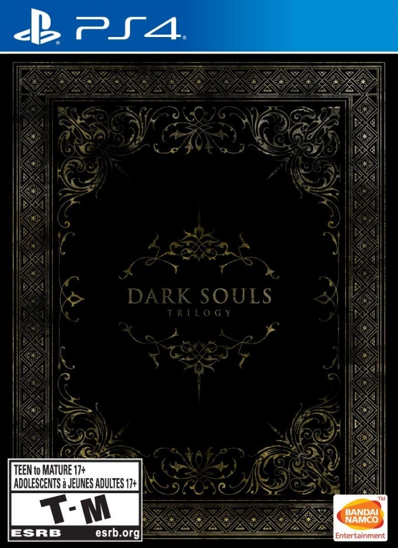 Dark Souls Trilogy Box Wiki - Gamewise