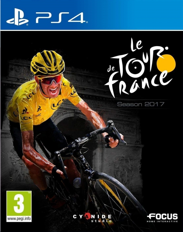 Le Tour de France 2017 on PS4 - Gamewise