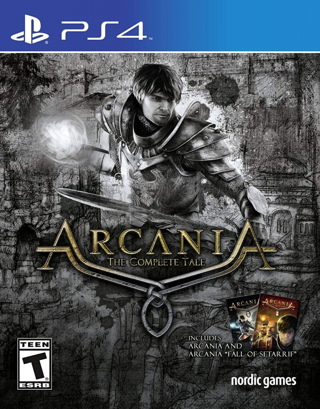 Arcania The Complete Tale on PS4 - Gamewise