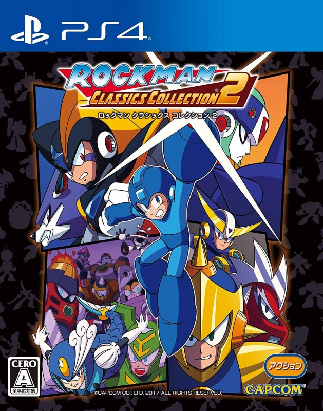 Gamewise Mega Man Legacy Collection 2 Wiki Guide, Walkthrough and Cheats