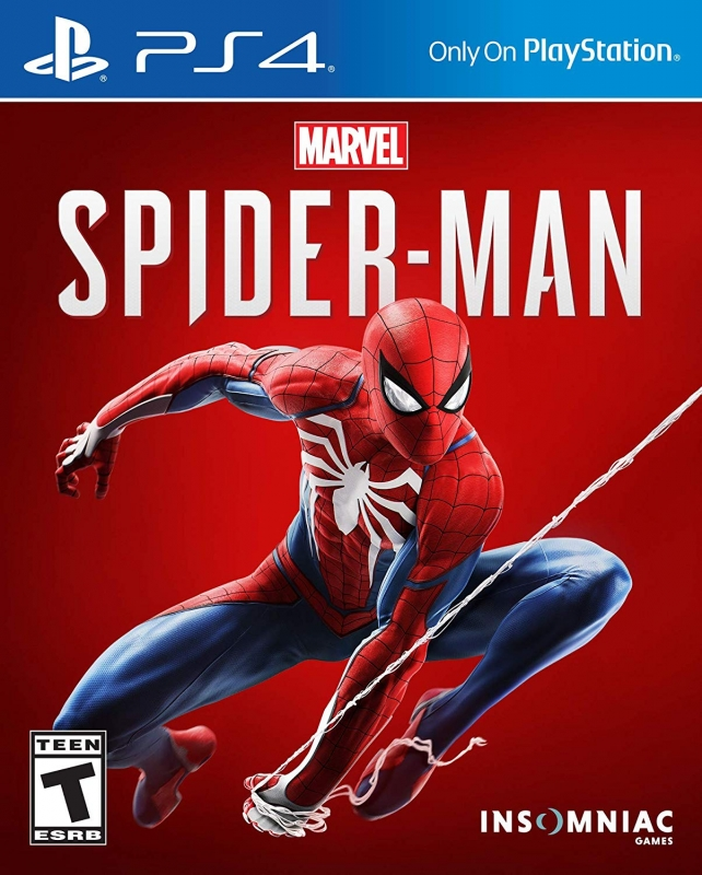 Spider-Man (PS4) Wiki - Gamewise