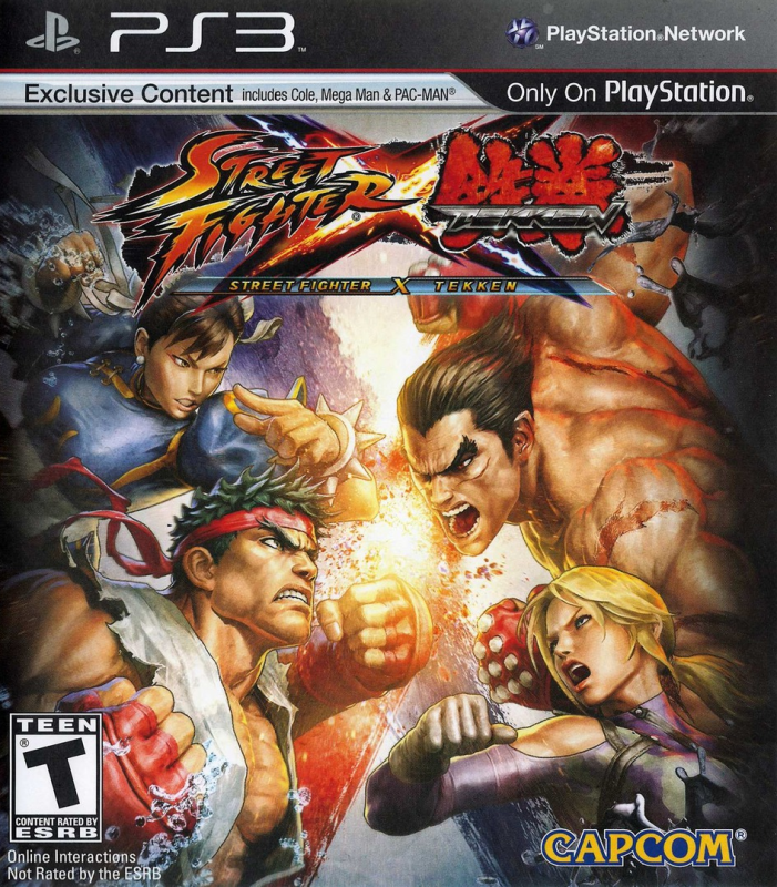 Street Fighter X Tekken on PS3 - Gamewise