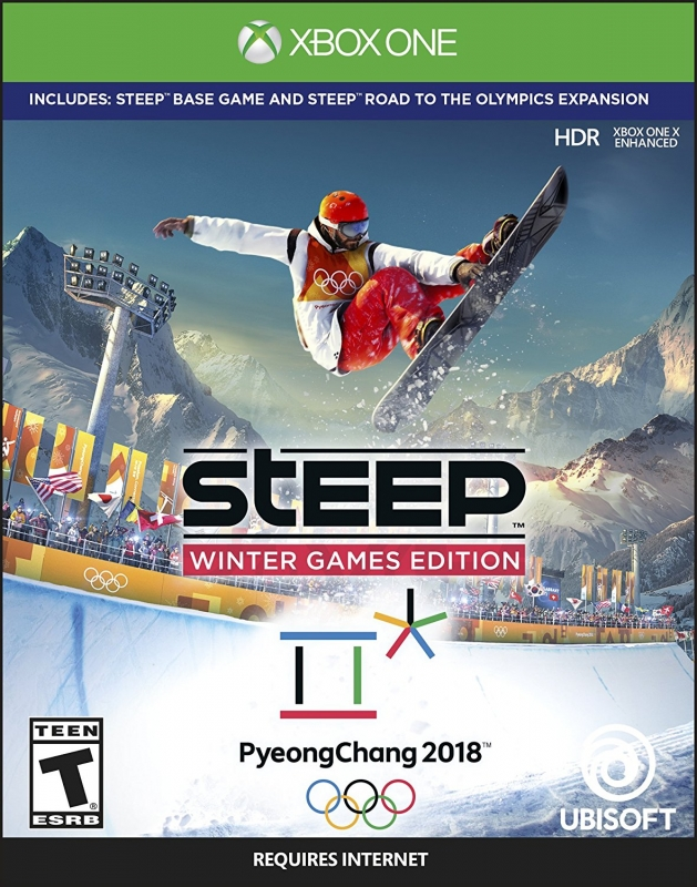 Steep on XOne - Gamewise