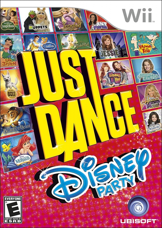 Gamewise Just Dance: Disney Party Wiki Guide, Walkthrough and Cheats