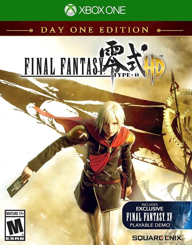 Final Fantasy Type-0 Release Date - XOne