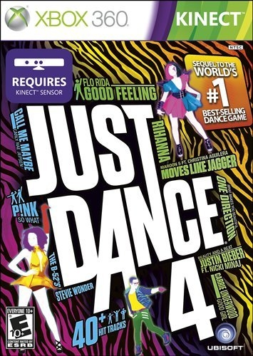 Just Dance 4 on X360 - Gamewise