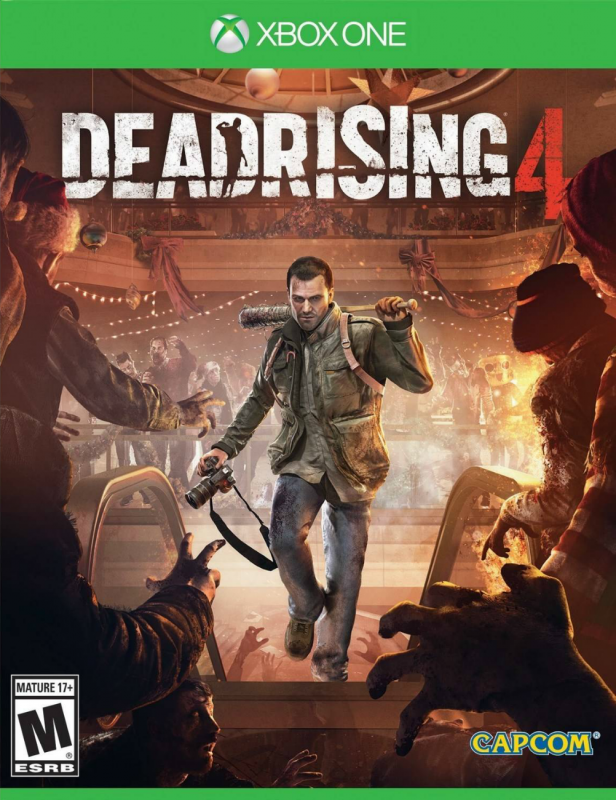 Dead Rising 4 for XOne Walkthrough, FAQs and Guide on Gamewise.co