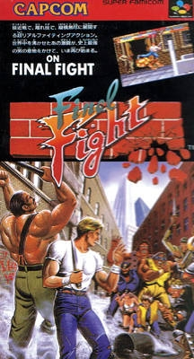 Final Fight on SNES - Gamewise