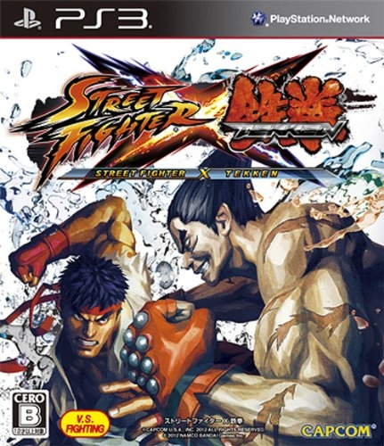 Street Fighter X Tekken [Gamewise]
