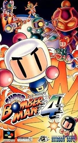 Super Bomberman 4 on SNES - Gamewise