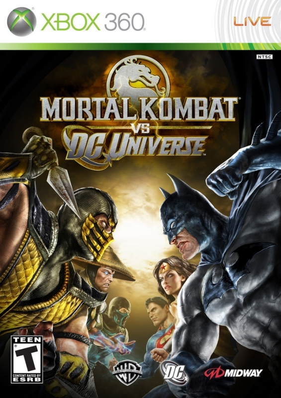 Mortal Kombat vs DC Universe for X360 Walkthrough, FAQs and Guide on Gamewise.co