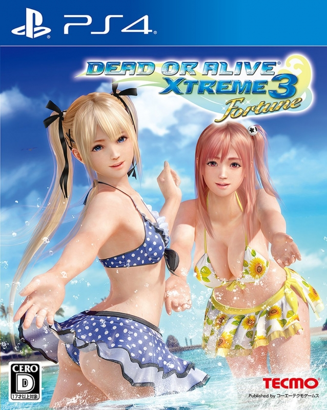 Dead or Alive Xtreme 3: Fortune [Gamewise]