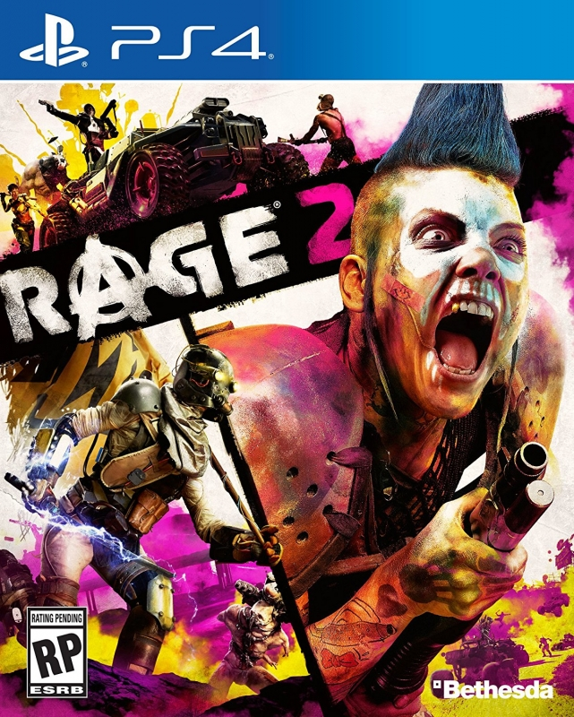 Gamewise Wiki for Rage 2 (PS4)