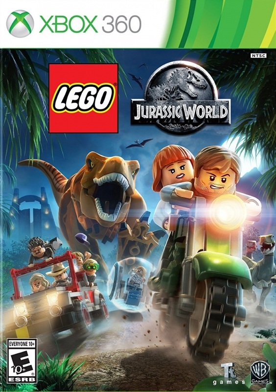LEGO Jurassic World on X360 - Gamewise