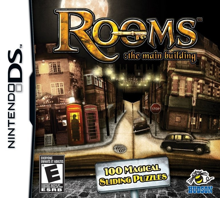 Rooms: The Main Building Wiki - Gamewise