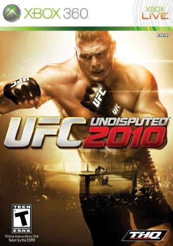 UFC Undisputed 2010 on X360 - Gamewise
