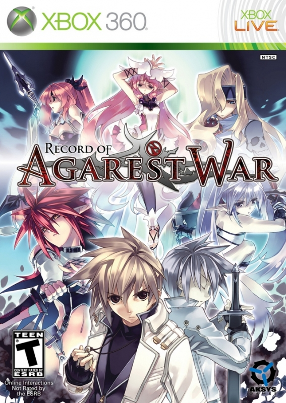 Record of Agarest War Wiki - Gamewise
