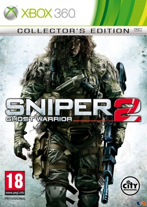 Sniper: Ghost Warrior 2 on X360 - Gamewise