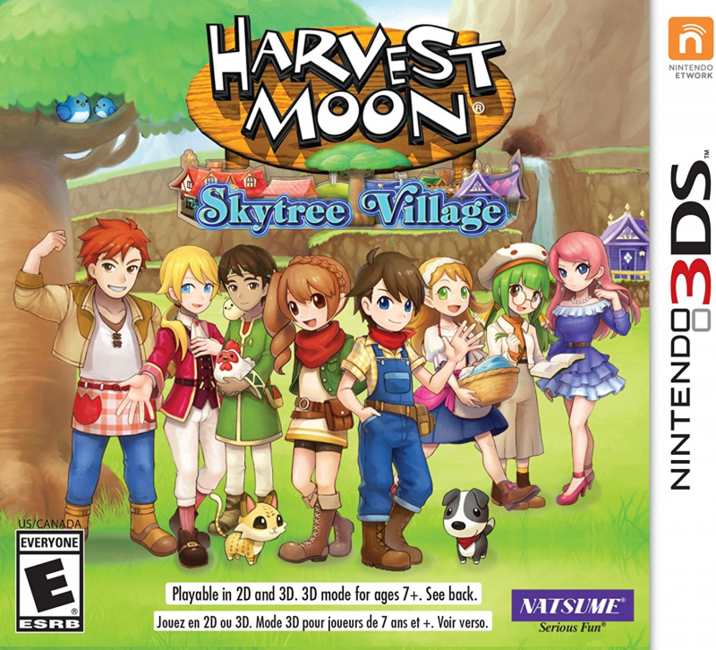 Harvest Moon: Skytree Village [Gamewise]