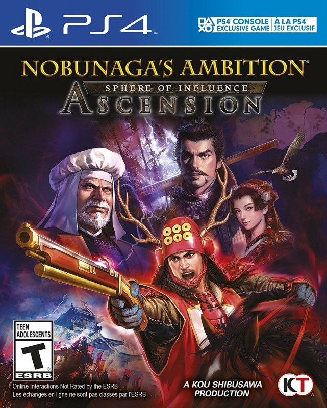 Nobunaga's Ambition: Sphere of Influence - Sengoku Risshiden [Gamewise]