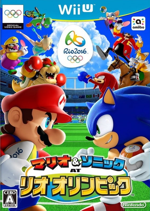 Mario & Sonic at the Rio 2016 Olympic Games on WiiU - Gamewise
