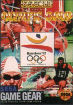 931a8d64c Olympic Gold  Barcelona  92 ...