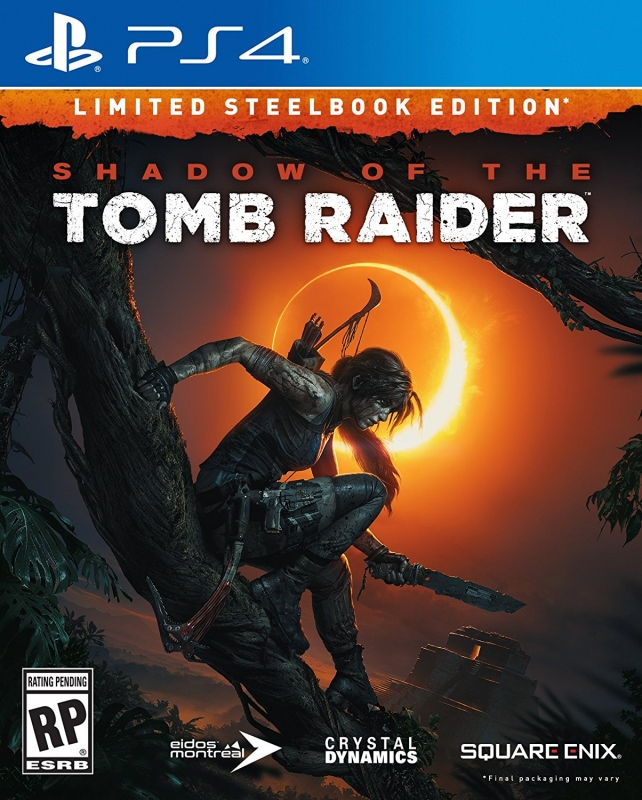 Shadow of the Tomb Raider on Gamewise