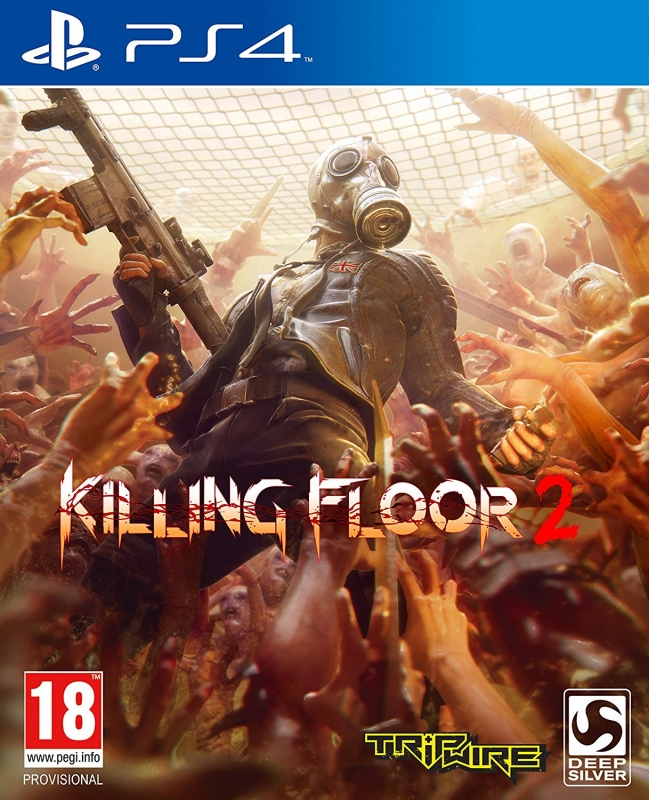 Killing Floor 2 on PS4 - Gamewise