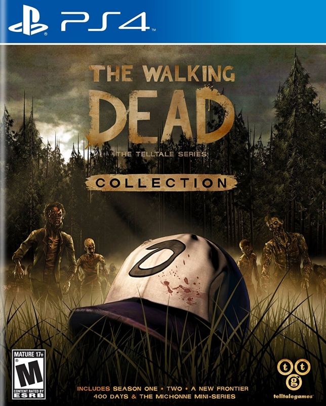 The Walking Dead: A Telltale Games Series - The Complete First Season on PS4 - Gamewise