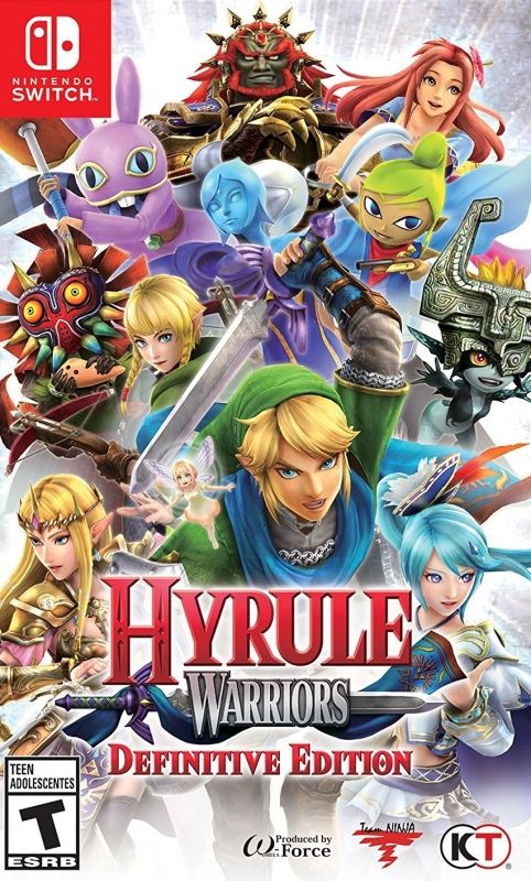 Gamewise Hyrule Warriors Wiki Guide, Walkthrough and Cheats