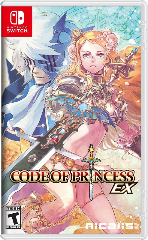 Code of  Princess EX for NS Walkthrough, FAQs and Guide on Gamewise.co