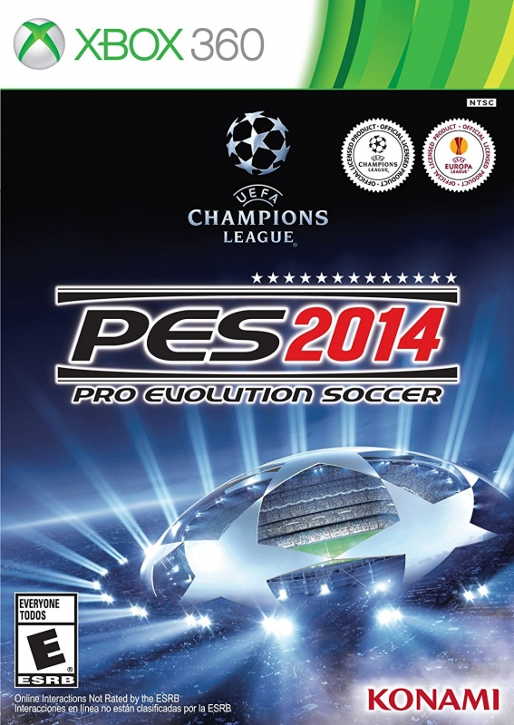 Pro Evolution Soccer 2014 Wiki on Gamewise.co